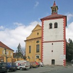 Dobruška - Děkanský kostel Svatého Václava (zdroj: Wikipedia)
